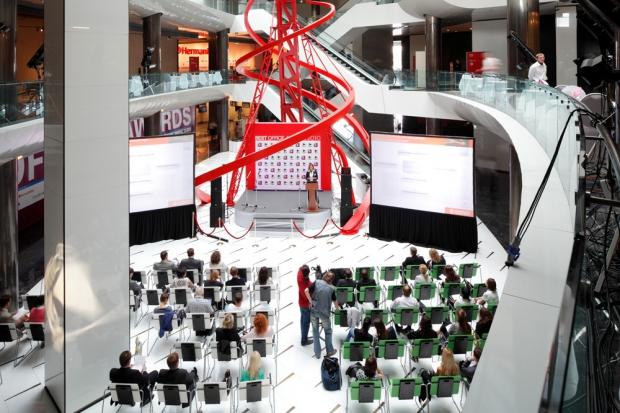 Конференция OfficeEvent: «Офис как инструмент бизнеса» в Москва-Сити